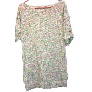 Lilly Pulitzer camie Dress resort light guiding